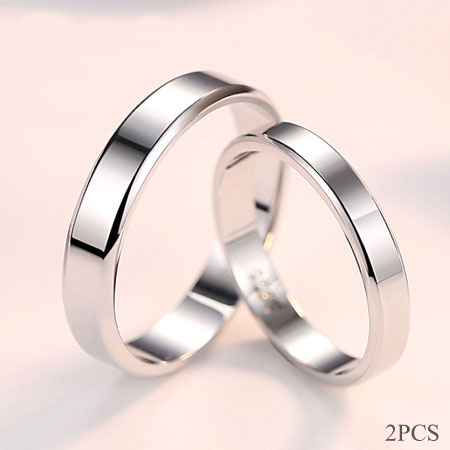 Reviews Unique Wedding Band Sets For Couples In Sterling Silver Jewelryeva